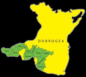 Teritoriu GAL Dobrogea Sud-Vest